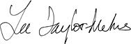 Lee taylor signature